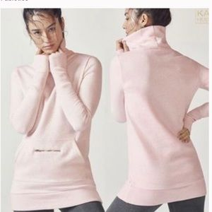 Fabletics Kaylee Cowl Neck Sweater